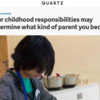 Screenshot of Quartz website featuring story